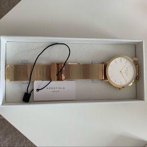 Accessories - Rosefield watch - brand new